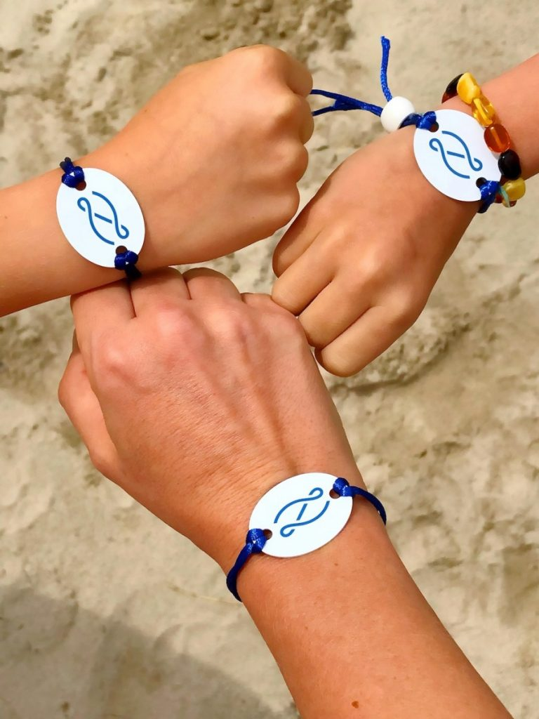 Zafiro bracelets which are keys to the room as well as let you pay for meals, and other orders,  best beaches in majorca,  mallorca caves,  arenal mallorca,  club mac majorca,  alcudia water park