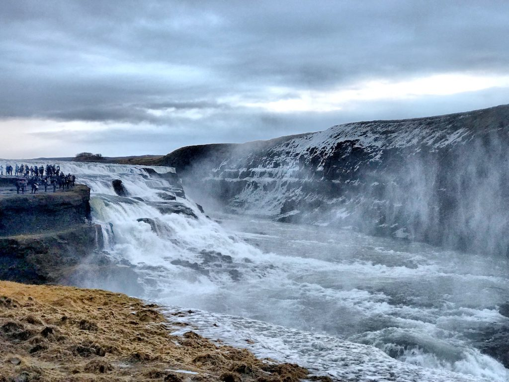 Iceland waterfall must see when visit iceland