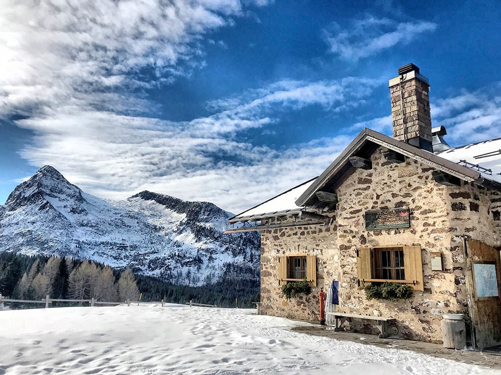 best place to eat why skiing in Passo Rolle, winter in San Martino, family winter holiday in San Martino