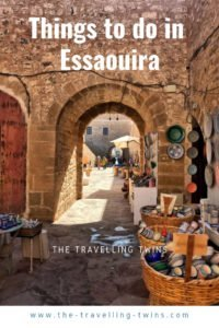 Essaouira stole our hearts with its street maze, gentle people and lovely beach. Some called it a Windy City some laid back Marrakesh and ... it's windy and it's laid back and it was hard to leave ... Read what to do in Essaouira - best city in Morocco #Essaouira #morocco