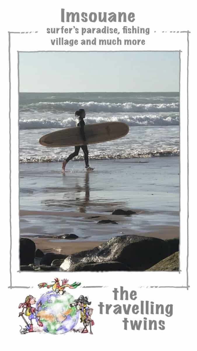 Imsouane surfer's paradise, fishing village and much more