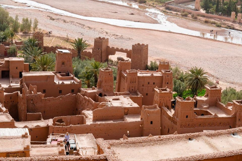 ait-beh-haddou- view from the top