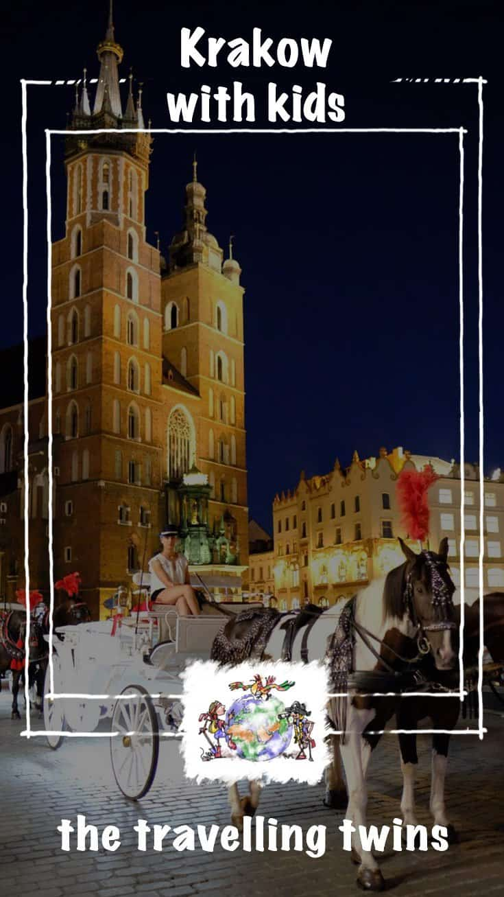things to do in Krakow with kids or without