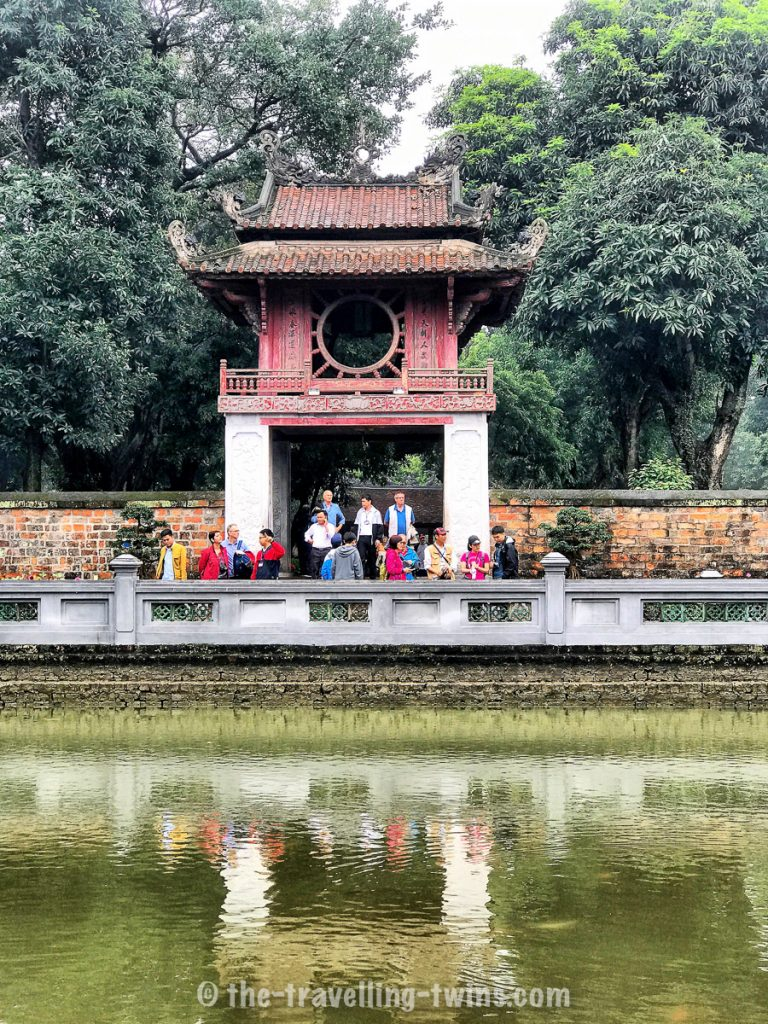 Hanoi with Kids - The Travelling Twins