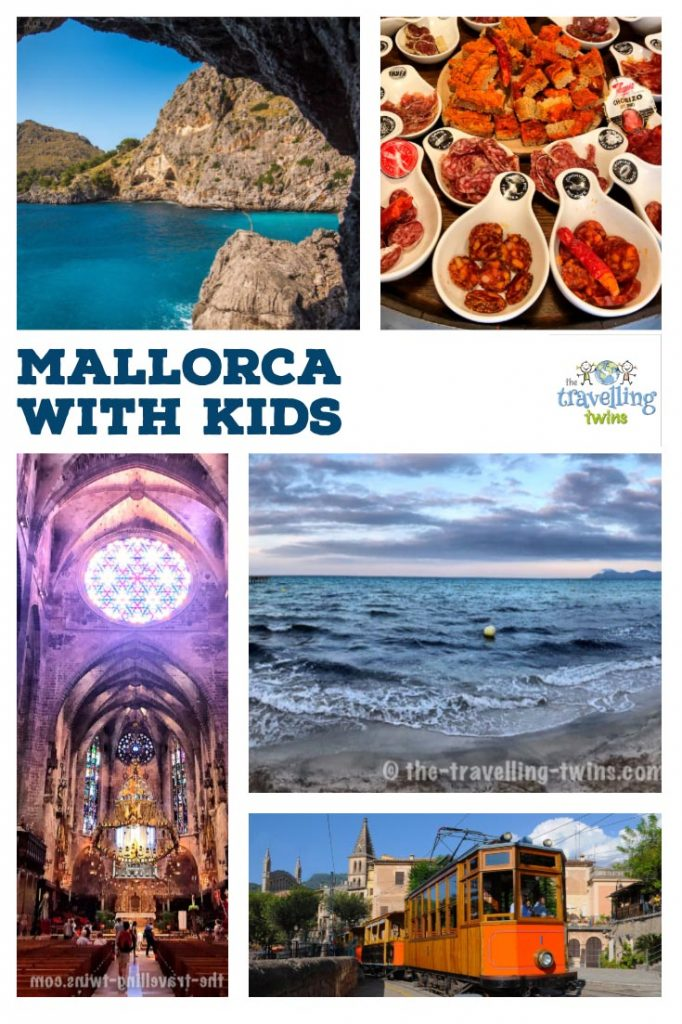 Mallorca is a perfect place for family holiday, Small Hispanic island with beautiful beaches #palma #mallorcawithkids #familytravel #familyholiday #majorca #Mallorca #travellingwithkids